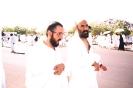 السيد محمد رضا الشيرازي والسيد المدرسي في الحج