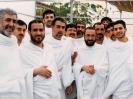 السيد محمد رضا الشيرازي في الحج
